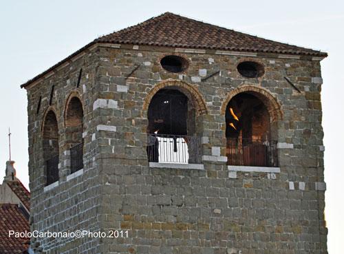 Le Campane Di San Giusto.Immagini Trieste San Giusto 21 Paolo Carbonaio Alias